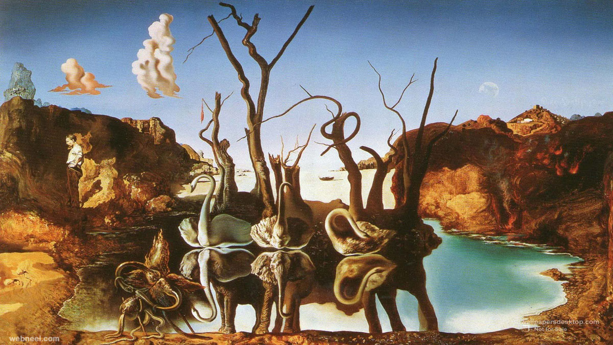 http://weartlovers.wehomeowners.com/wp-content/uploads/2016/07/2-reflection-elephants-illusion-paintings-by-salvador-dali.jpg